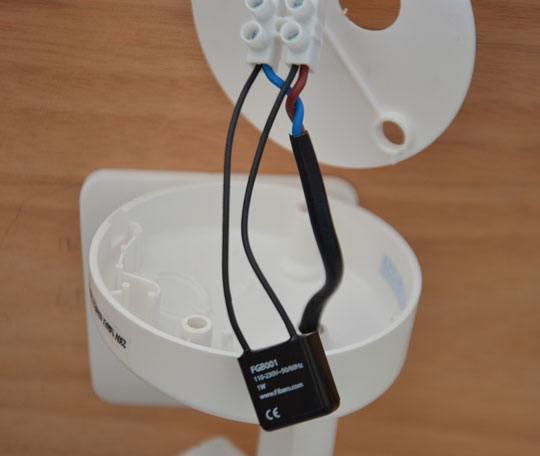 bypass fibaro installation
