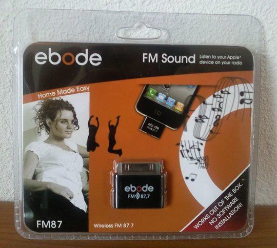 fm87 ebode fm transmitter