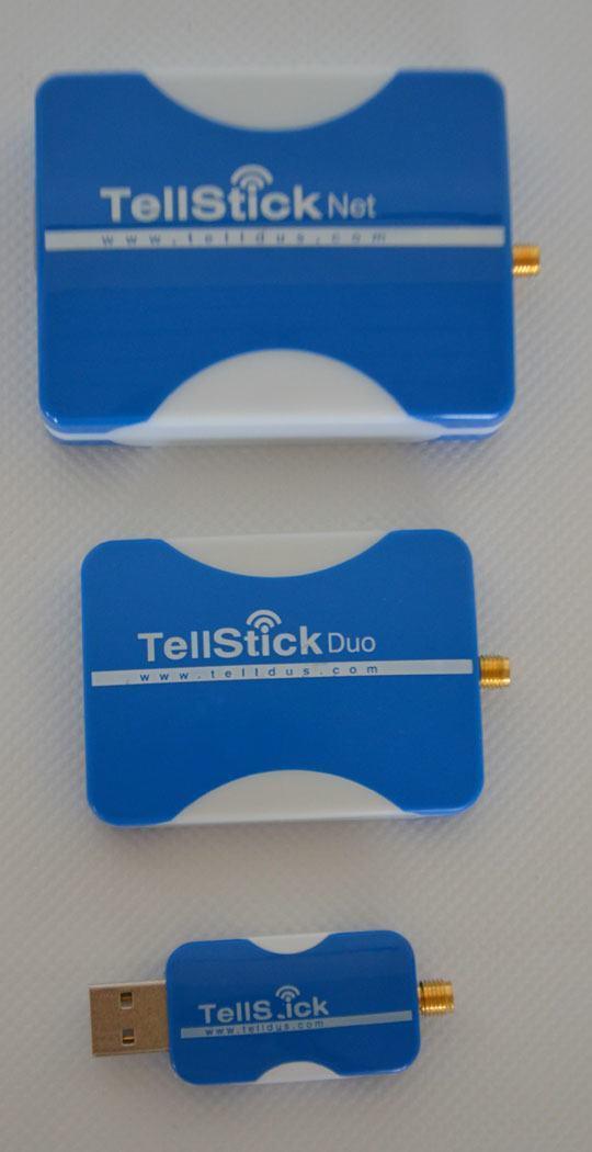 configuration tellstick duo comparatif