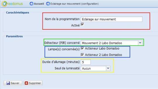 programmation 4