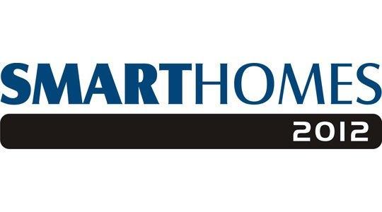 smart homes 2012 Smart Homes, le salon européen de la domotique