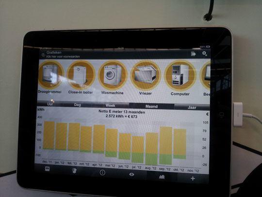 smarthomes plugwise ipad app