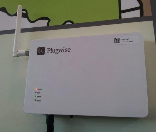 smarthomes plugwise stretch
