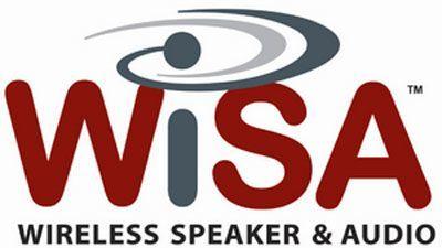 wisa wireless audio logo