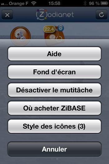 zibase options styledesicones