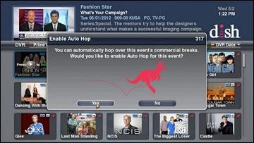 autohop ss Oubliez les publicités à la TV !