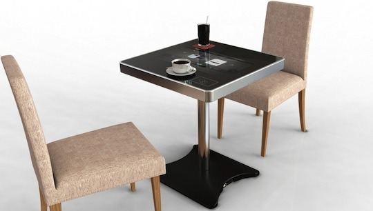 moneual touch table pc