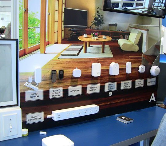 aeon labs presentation ces2013 Aeon Labs sort le grand jeu