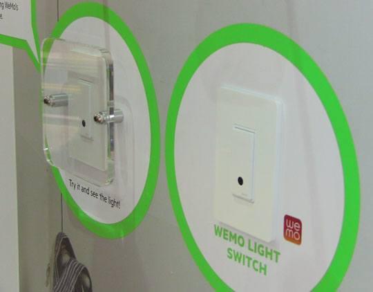 belkin wemo light switch