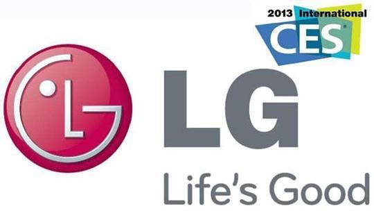 lg ces2013 La maison connectée vue par LG