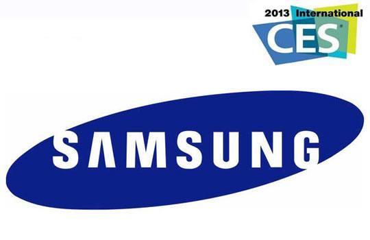 samsung ces2013 Visite du stand Samsung