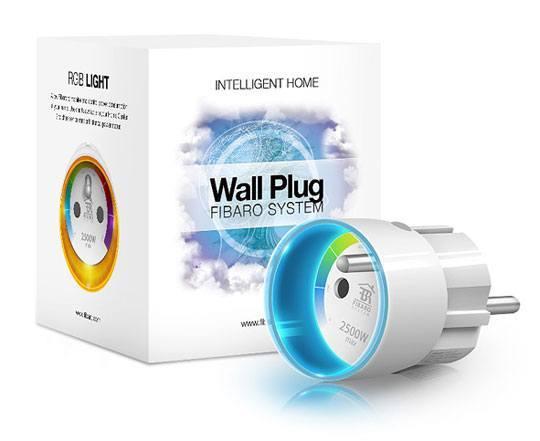 fibaro wall plug e Fibaro annonce la sortie prochaine de son module prise miniature
