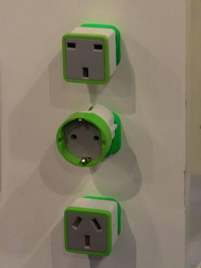 meter plug ces2013 plug