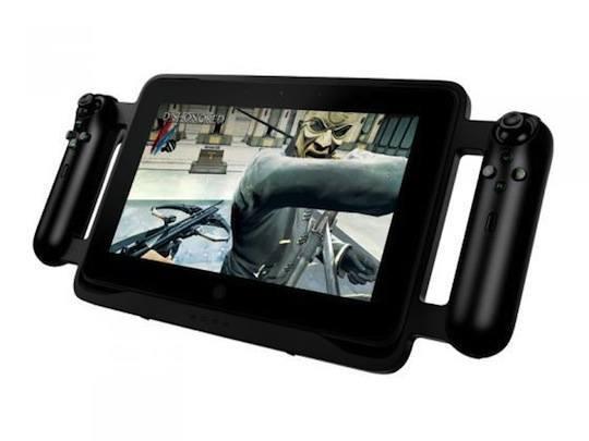 rzr edge ctrlwtab v01a Razer Edge: LA tablette pour gamers