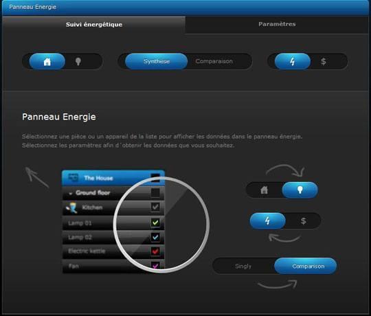 fibaro  hc2 panneau energie Le Fibaro Home Center 2 reçoit une mise à jour importante