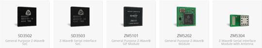 z wave next gen chipset Une nouvelle génération de chipset Z Wave