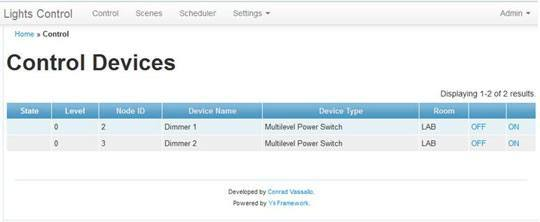 open zwave raspberry pi008 Utilisez votre Raspberry Pi avec Open Z Wave
