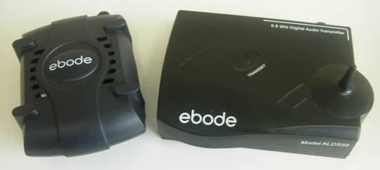 ebode transmetteur audio alds58