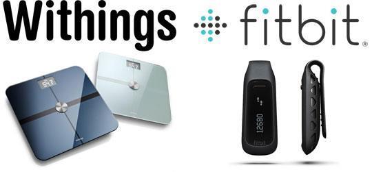 withings fitbit 001 Utilisez votre balance Withings avec votre compte Fitbit