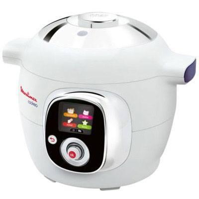 cookeo le robot qui fait la cuisine news domotiques by domadoo. Black Bedroom Furniture Sets. Home Design Ideas