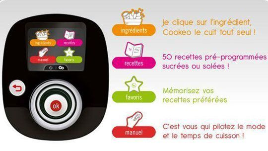 cookeo blog recettes