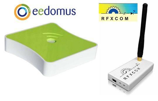 eedomus rfxcom usb 04 06 2013