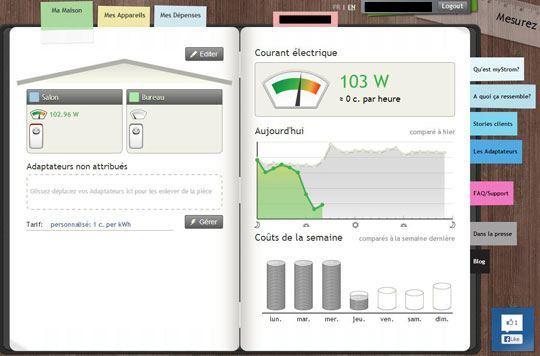 mystrom interface web