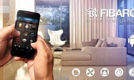 Les applications Fibaro pour Android et iPad sont disponibles !