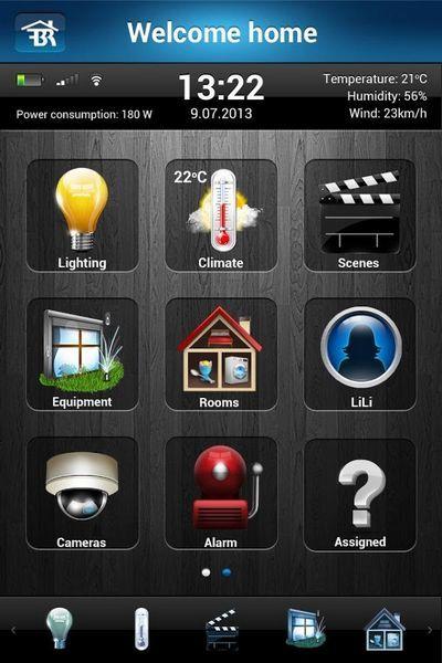 fibaro hc2 android app01