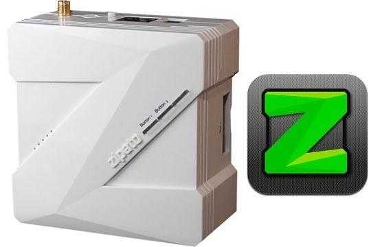 Zipabox : Nouvelle version de l'application iPhone