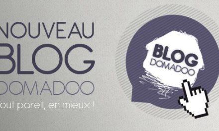 Le Blog Domadoo change de peau