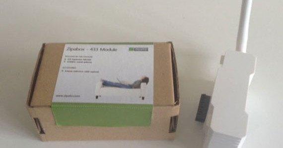 Zipato zipabox module rf