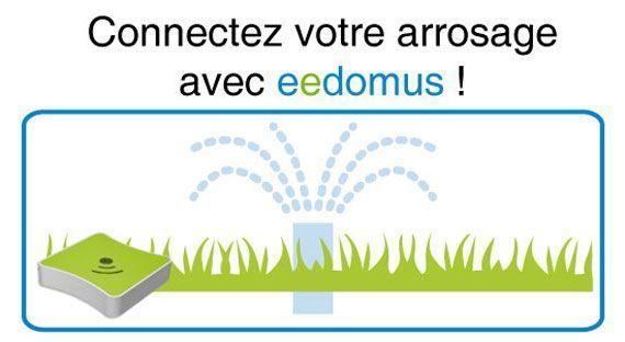 automated irrigation eedomus
