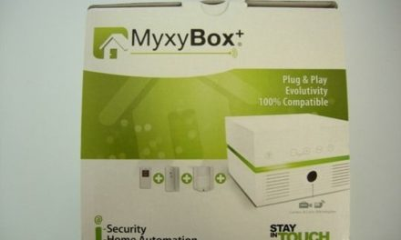 Test de la centrale MyxyBox+ de MYXYTY