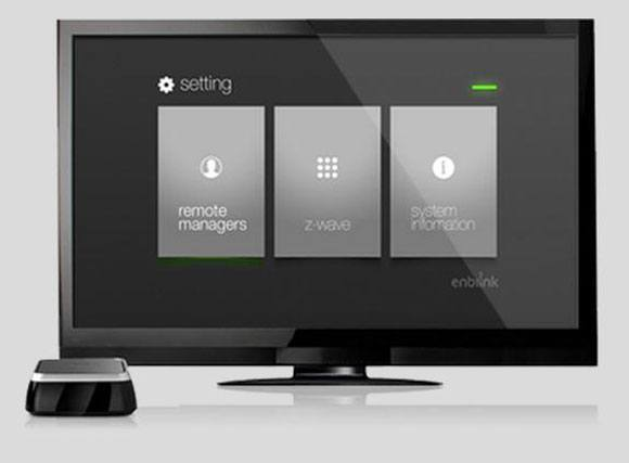 enblink z wave tv setup Enblink transforme Google TV en box domotique Z Wave