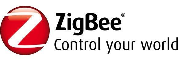 zigbee logo control your world