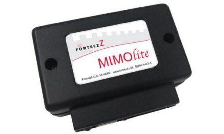 MIMOlite : le module entrée/sortie Z-Wave de Fortrezz