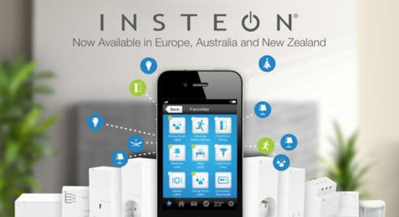 INSTEON available Europe