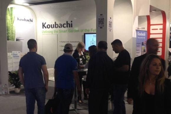 Koubachi_IFA_Booth_2013
