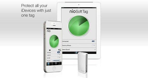 NIO alarme smartphone 1