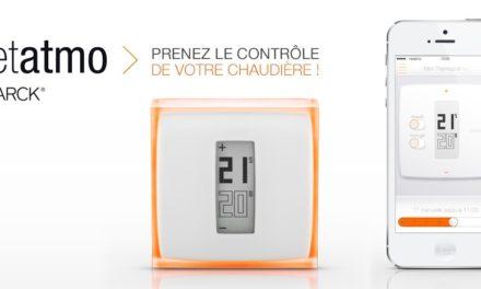 Netatmo présente son thermostat connecté