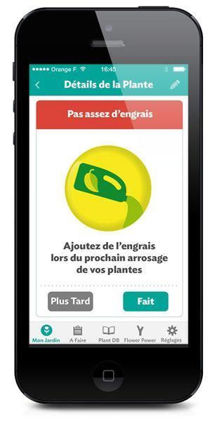 CES_Unveiled_Paris_2014_Parrot_Flower_Power_iphone_app