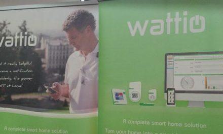 #EUW13 : Wattio présente sa solution domotique et de gestion d'énergie