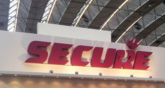 EUW13 secure booth