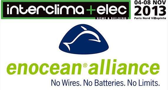 EnOcean InterclimatElec 2013