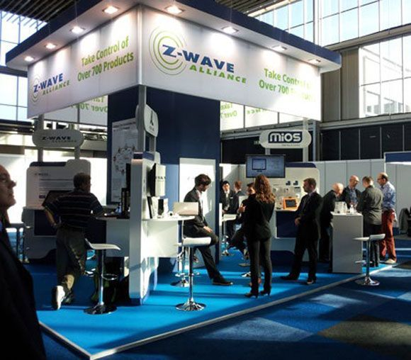 European_Utility_Week_Z-Wave_Booth_2012