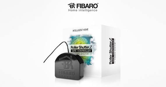 Fibaro Roller shutter2 FGRM 221