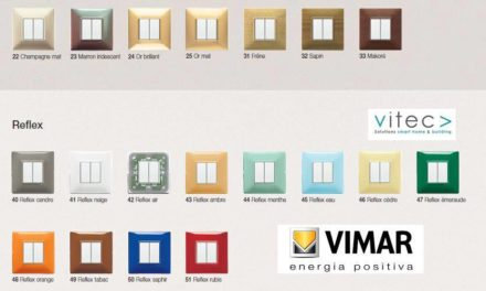 Vimar : Des interrupteurs EnOcean personnalisables