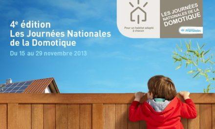 4ème édition des journées nationales de la domotique