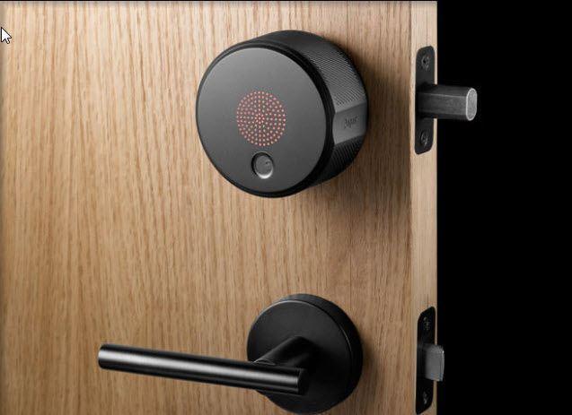 16 11 2013 12 21 15 #CES2014 : AUGUST, La serrure Wifi sans clé récompensée dans la catégorie Home Networking